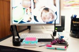 4 office supplies - Torrid Boudoir