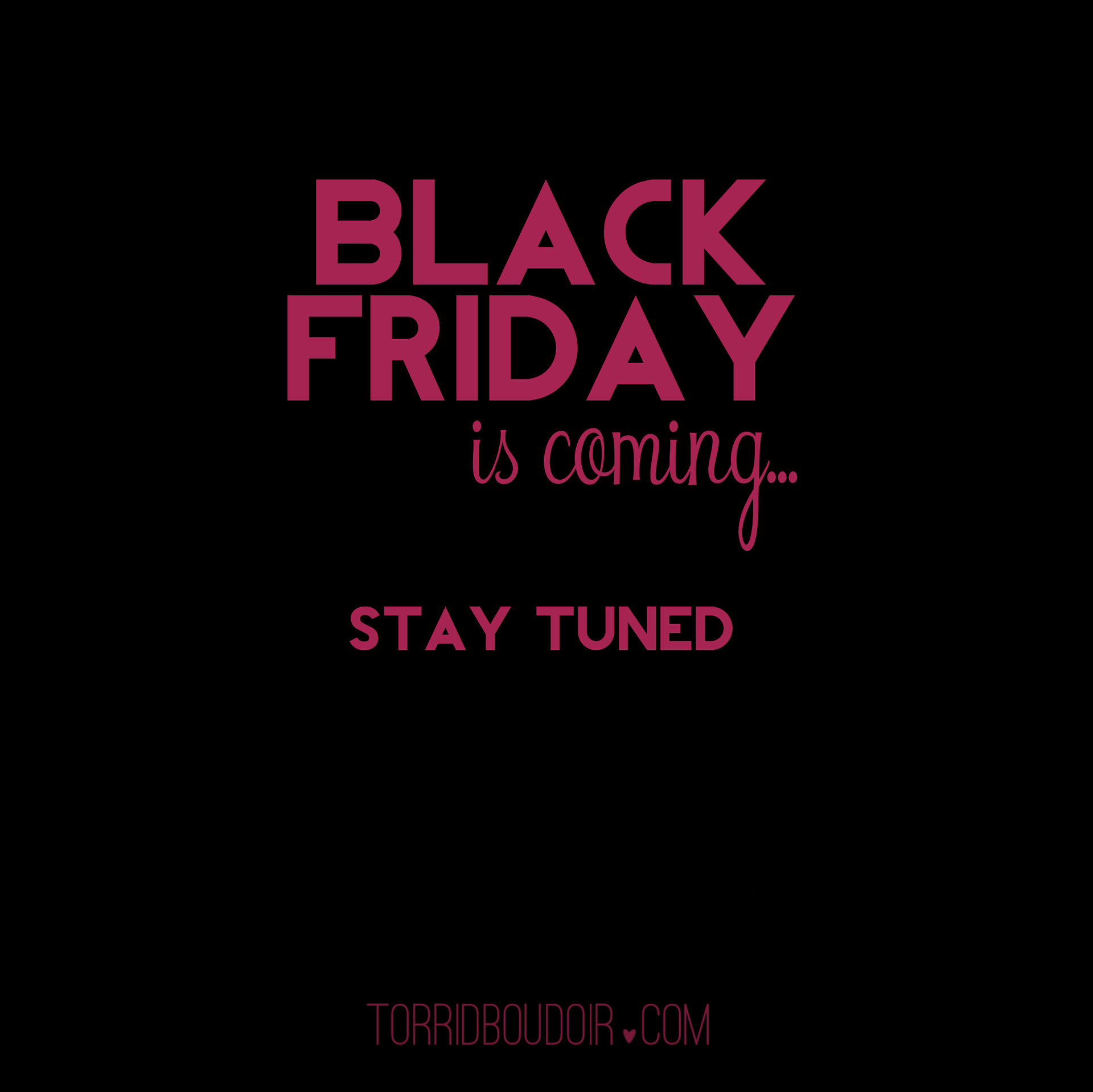 8e1b4ecb66a8 Black Friday is coming... | Pflugerville Boudoir Photography ...