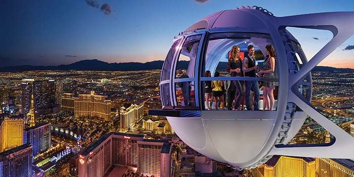 Las Vegas High Roller at the Linq 2