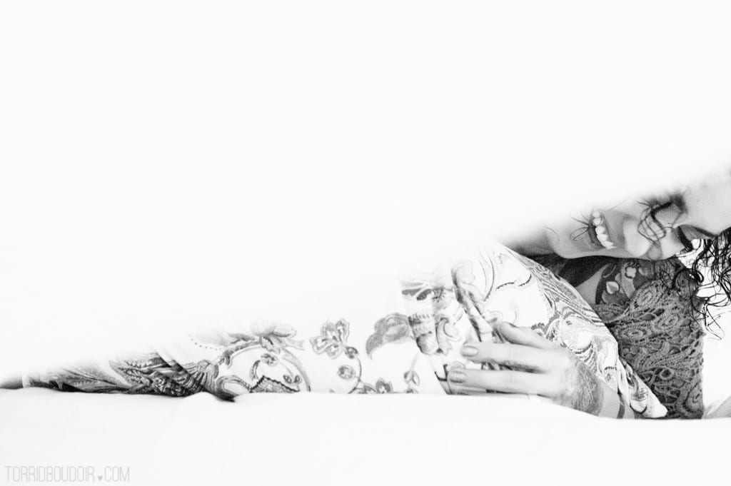 Between the Sheets | Torrid Boudoir
