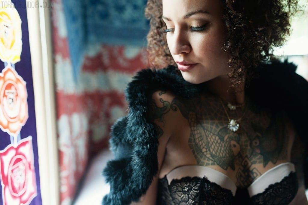 Sexy Beast | Torrid Boudoir